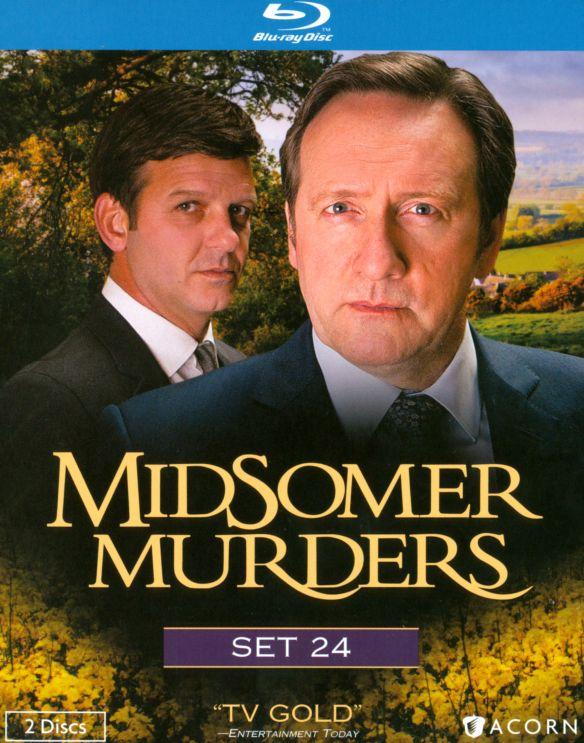 Midsomer Murders: Set 24 [2 Discs] [Blu-ray] 25166355