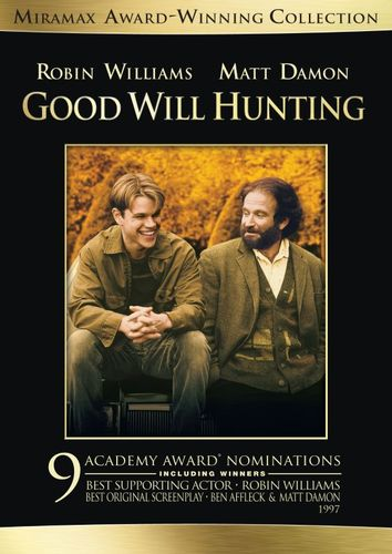 Good Will Hunting [DVD] [1997] 2517133