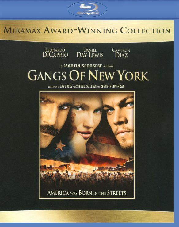 Gangs of New York [Blu-ray] [2002] 2517249