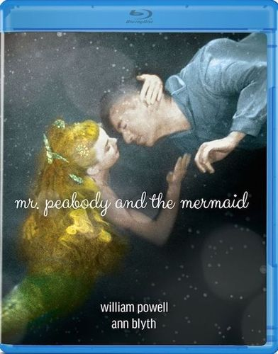 Mr. Peabody and the Mermaid [Blu-ray] [1948] 25179494