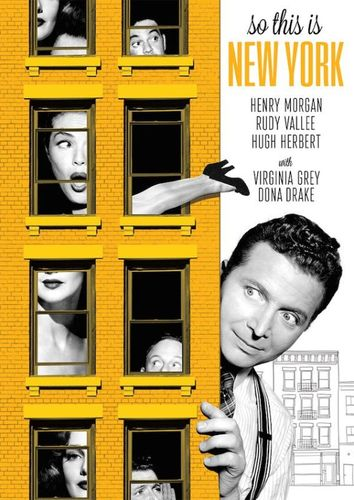 So This Is New York [DVD] [1948] 25179501