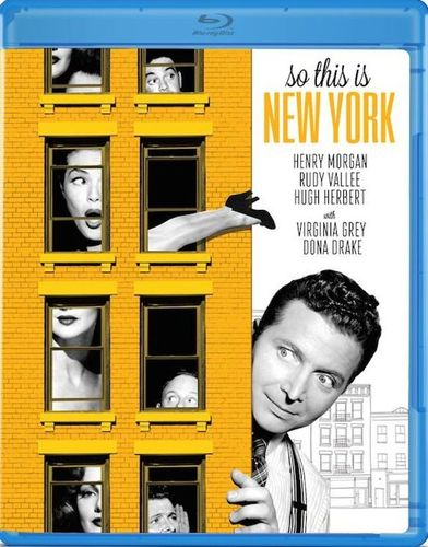 So This Is New York [Blu-ray] [1948] 25179747