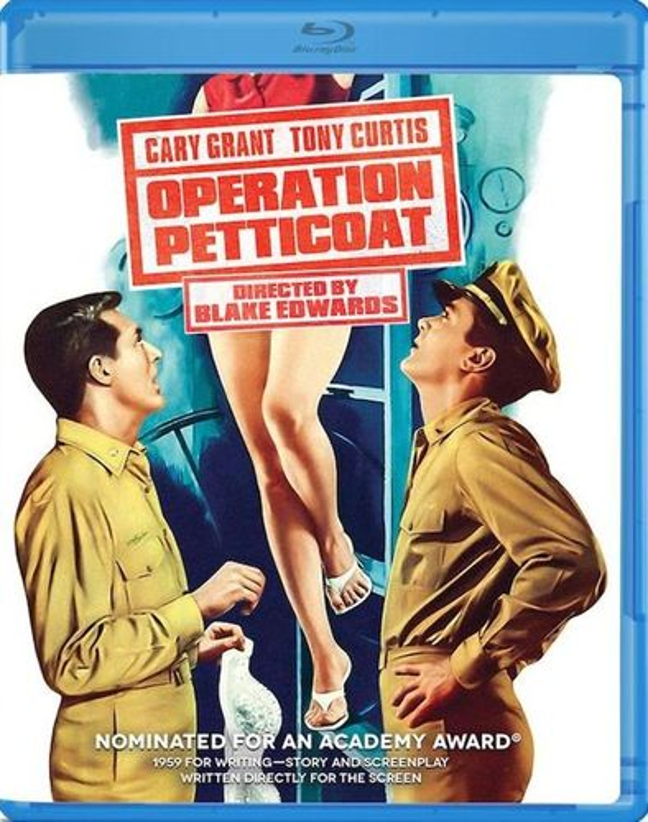 Operation Petticoat [Blu-ray] [1959] 25179765