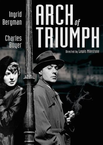 Arch of Triumph [DVD] [1948] 25179965