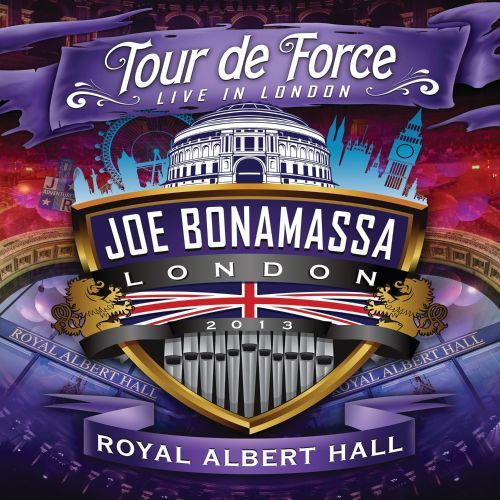 Tour de Force: Live in London - Royal Albert Hall [Blu-Ray] [Blu-Ray Disc] 2518087