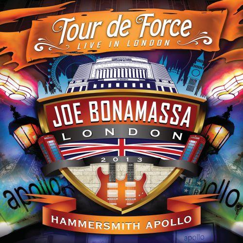 Tour de Force: Live in London - Hammersmith Apollo [Blu-Ray] [Blu-Ray Disc] 2518375