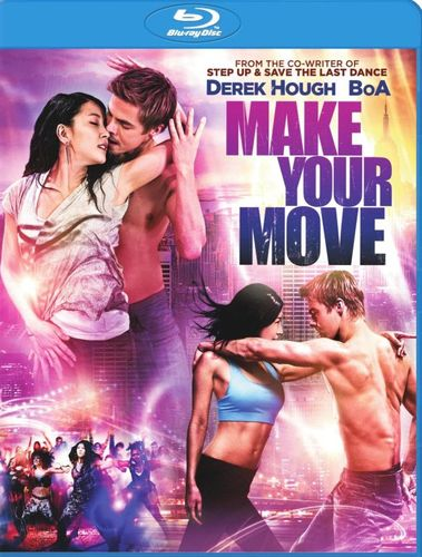 Make Your Move [Includes Digital Copy] [UltraViolet] [Blu-ray] [2014] 25196163