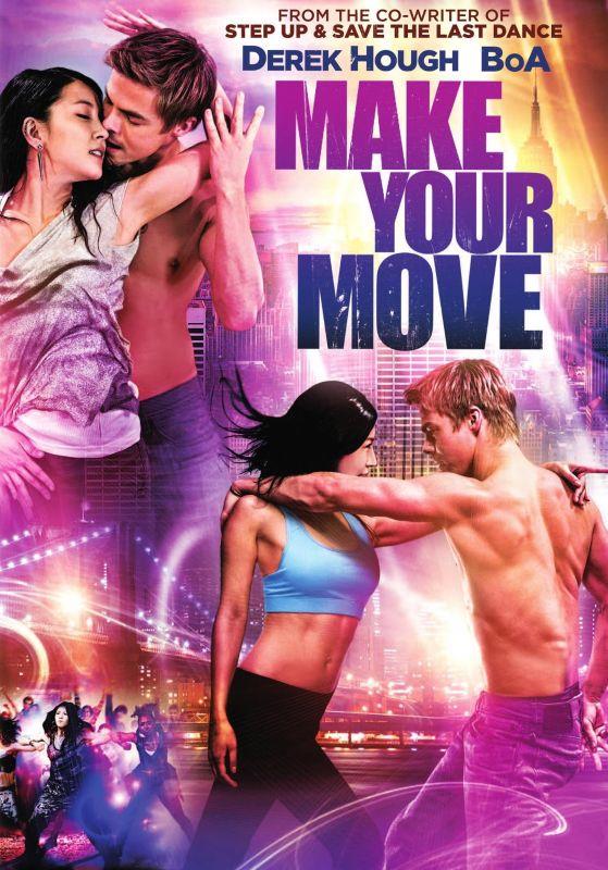 Make Your Move [Includes Digital Copy] [UltraViolet] [DVD] [2014] 25196172