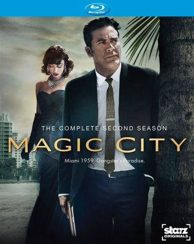 Magic City: The Complete Second Season [3 Discs] [Blu-ray] 2520009