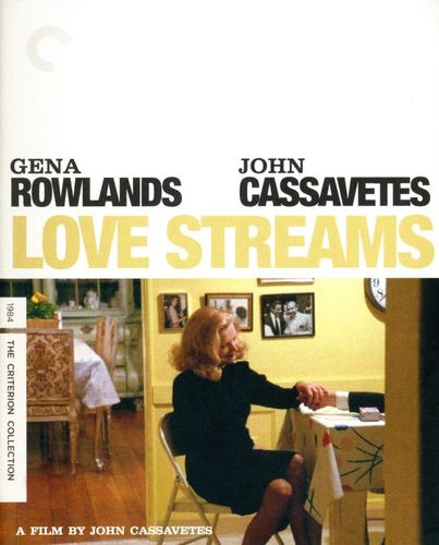 Love Streams [Criterion Collection] [3 Discs] [Blu-ray/DVD] [1984] 25224302