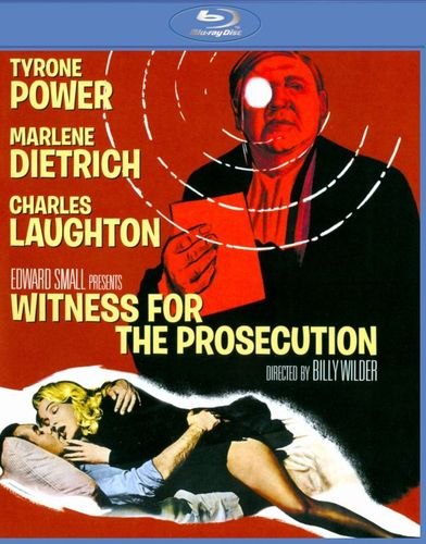 Witness for the Prosecution [Blu-ray] [1957] 25224642