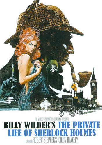 The Private Life of Sherlock Holmes [Blu-ray] [1970] 25224651
