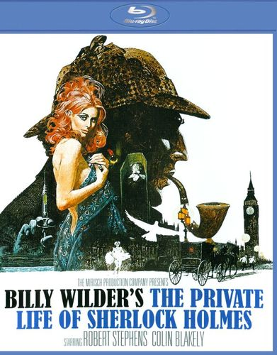 The Private Life of Sherlock Holmes [Blu-ray] [1970] 25224679
