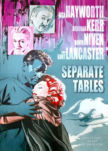 Separate Tables [DVD] [1958] 25224706
