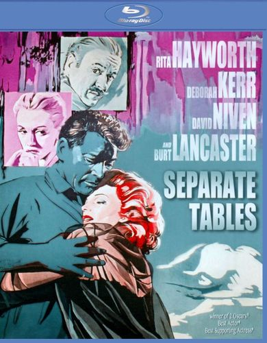 Separate Tables [Blu-ray] [1958] 25224715