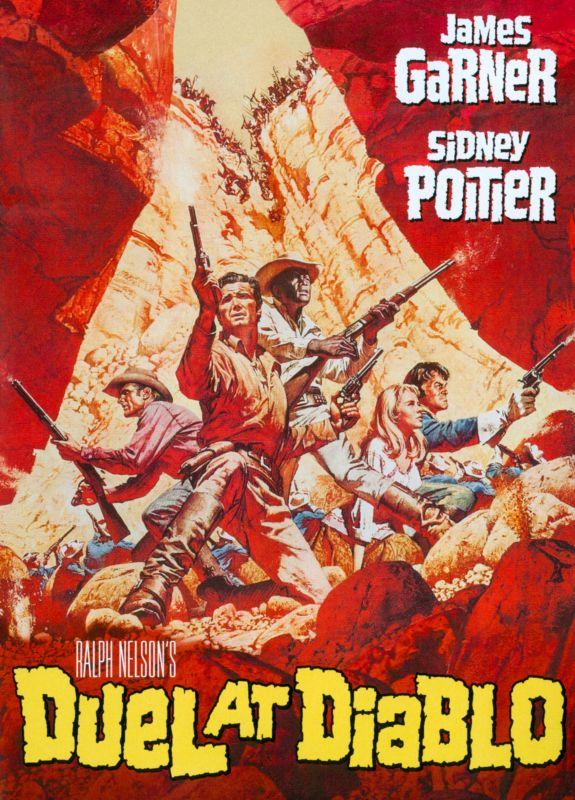 Duel at Diablo [DVD] [1966] 25224742