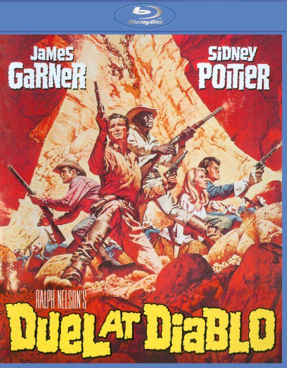 Duel at Diablo [Blu-ray] [1966] 25224751