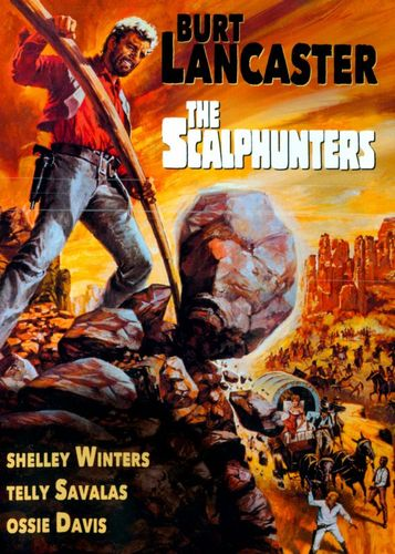 The Scalphunters [DVD] [1968] 25224779