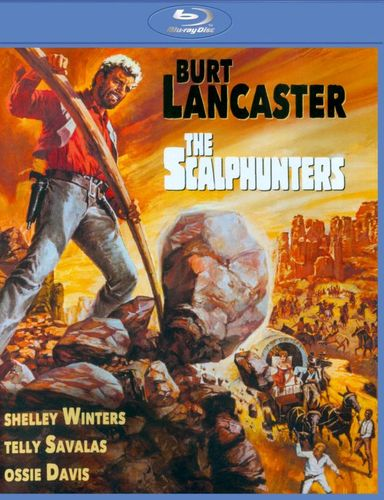 The Scalphunters [Blu-ray] [1968] 25224806