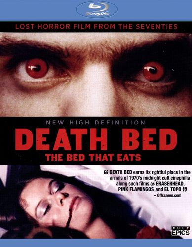 Death Bed: The Bed That Eats [Blu-ray] [1977] 25239606