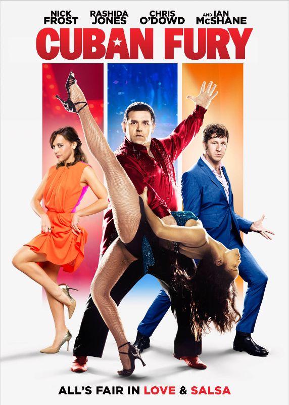 Cuban Fury [DVD] [2014] 25260219