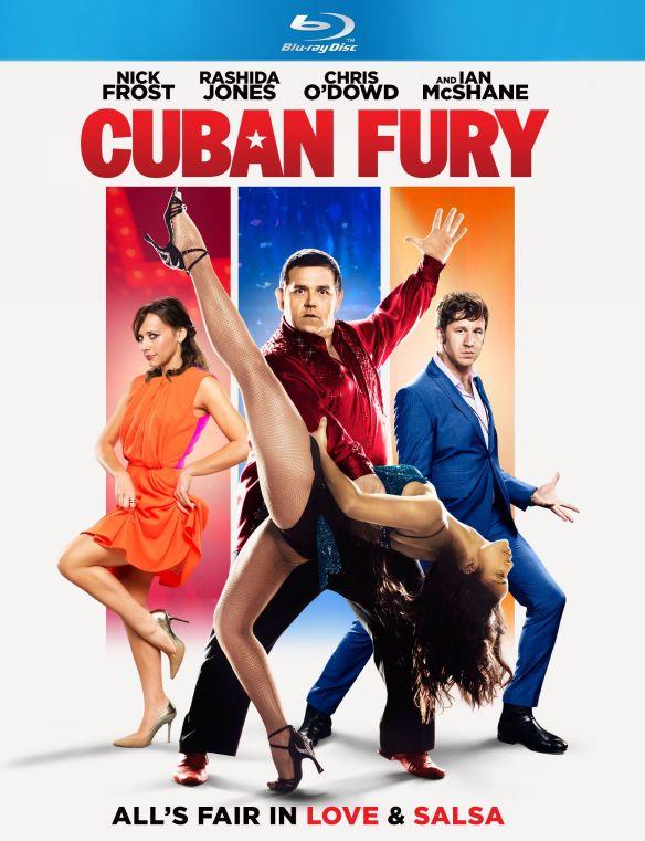 Cuban Fury [Blu-ray] [2014] 25260228