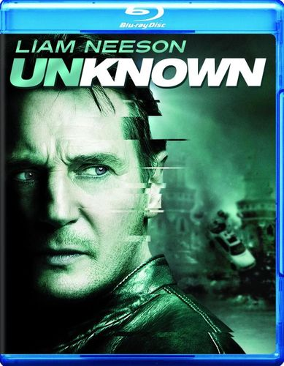 Unknown [2 Discs] [Blu-ray/DVD] [2011] 2526131