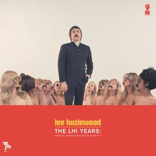 Lhi Years: Singles, Nudes and Backsides 1968-71 [Remastered] [LP] - VINYL 25264173