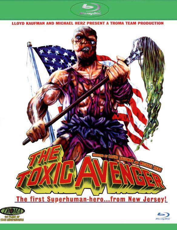 The Toxic Avenger [Blu-ray] [1984] 25271446
