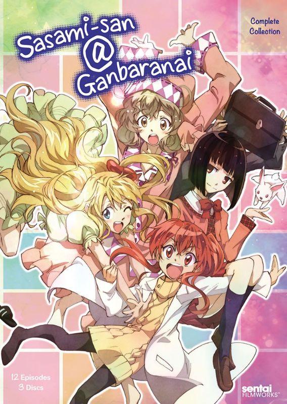 Sasami-san@Ganbaranai: Complete Collection [3 Discs] [DVD] 25277431