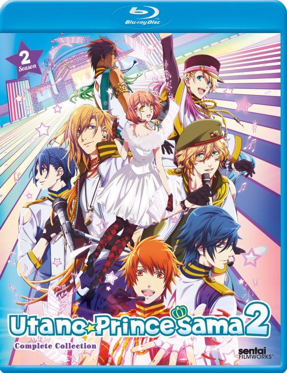 Uta no Prince Sama 2: Complete Collection [Blu-ray] 25277459
