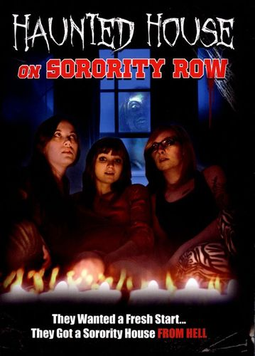 Haunted House on Sorority Row [DVD] [2014] 25278352