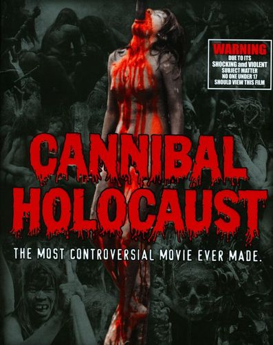 Cannibal Holocaust [3 Discs] [Blu-ray/CD] [Blu-ray] [1979] 25282481