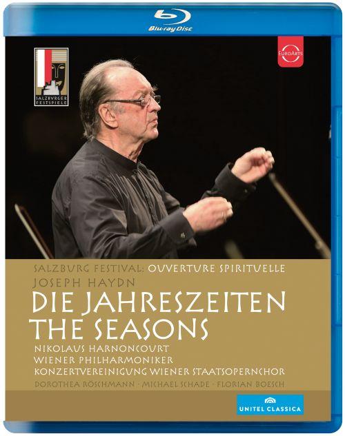 Haydn: Die Jahreszeiten [Video] [Blu-Ray Disc] 25293023