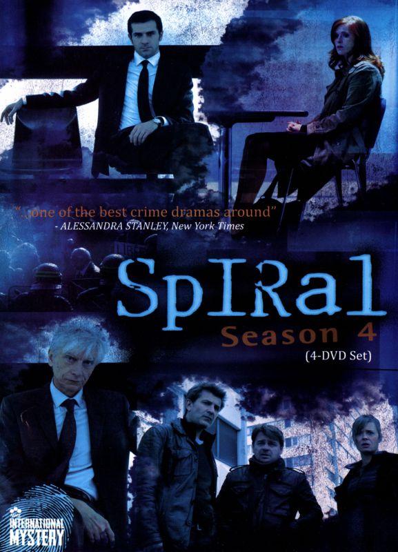Spiral: Season 4 [4 Discs] [DVD] 25297326
