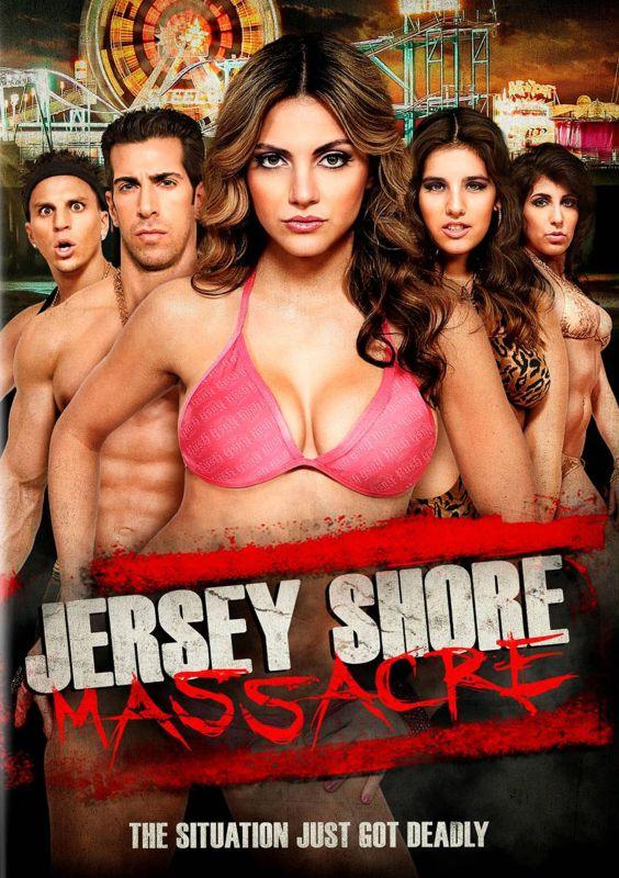 Jersey Shore Massacre [DVD] [2014] 25308255