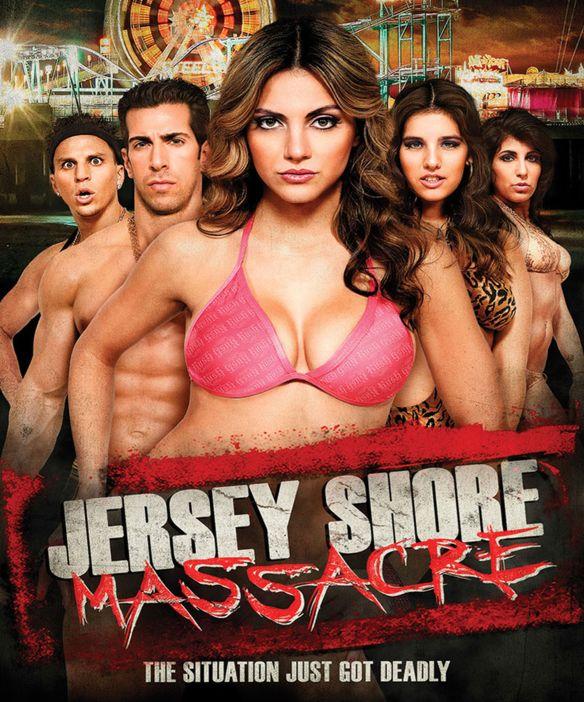 Jersey Shore Massacre [Blu-ray] [2014] 25308264