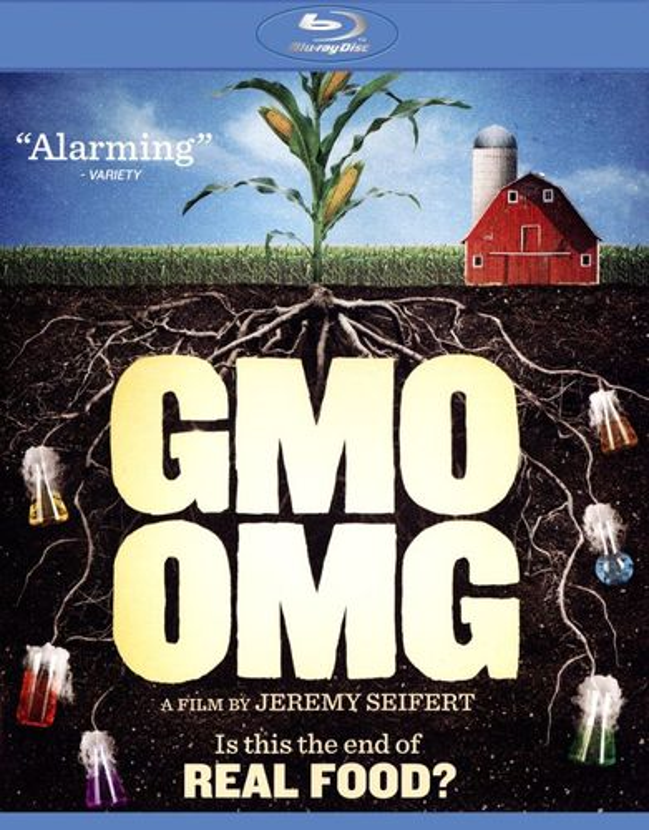 GMO OMG [Blu-ray] [2013] 25312179