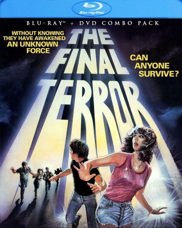The Final Terror [2 Discs] [Blu-ray/DVD] [1981] 25338706