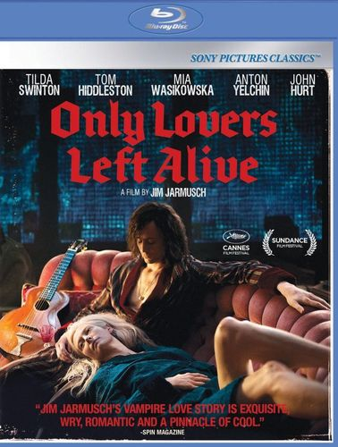 Only Lovers Left Alive [Blu-ray] [2013] 25358196
