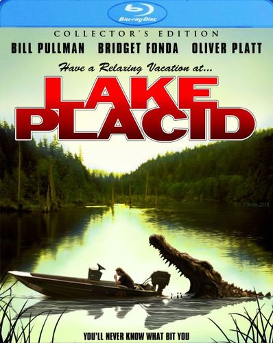 Lake Placid [Collector's Edition] [Blu-ray] [1999] 25362951