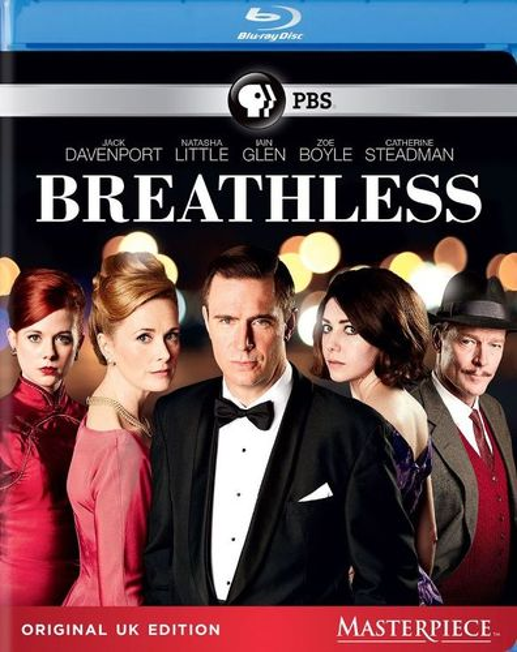 Masterpiece: Breathless [2 Discs] [Blu-ray] 25363095