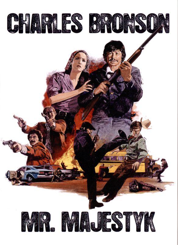 Mr. Majestyk [DVD] [1974] 25366477