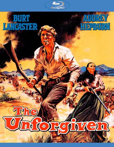 The Unforgiven [Blu-ray] [1960] 25366539