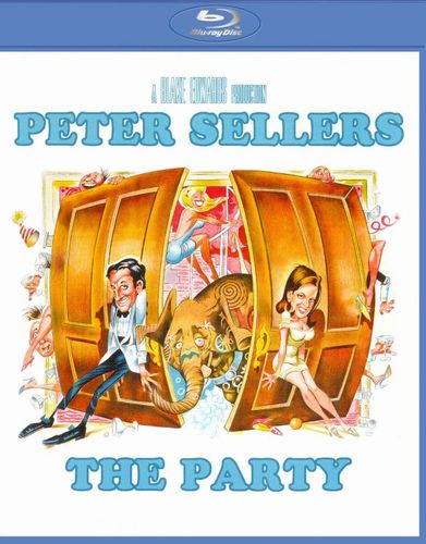 The Party [Blu-ray] [1968] 25366639