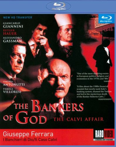 The Bankers of God: The Calvi Affair [Blu-ray] [2002] 25366766