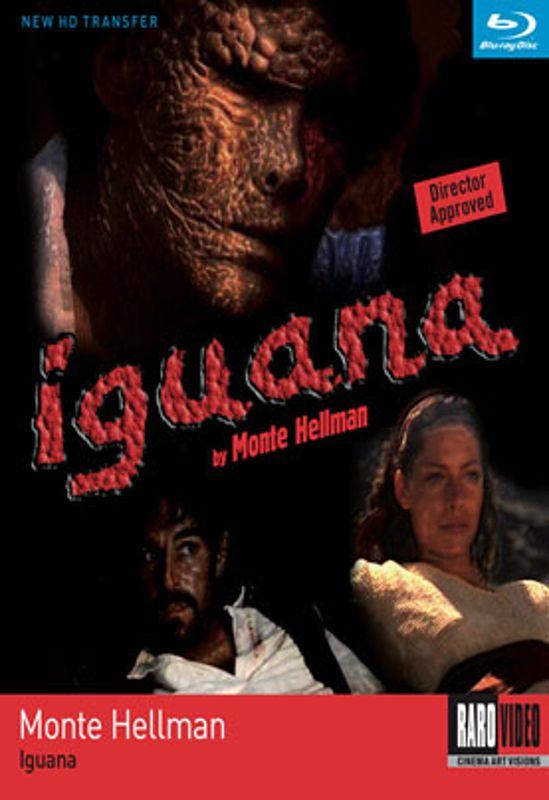 Iguana [Blu-ray] [1989] 25366775