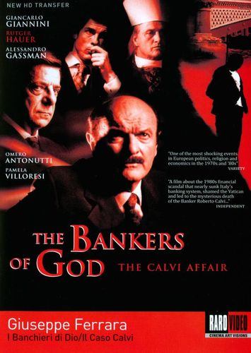 The Bankers of God: The Calvi Affair [DVD] [2002] 25366784