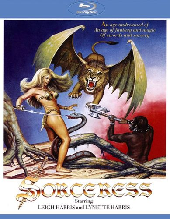 Sorceress [Blu-ray] [1982] 25367307