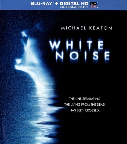 White Noise [Includes Digital Copy] [UltraViolet] [Blu-ray] [2005] 25369219